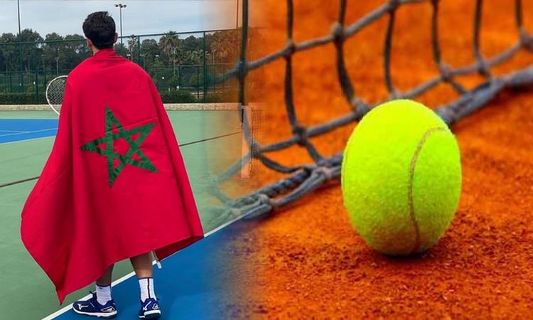 Elliot Benchetrit إليوت بنشيتريت TENNIS التنس maroc Fédération internationale de tennis المغرب الإتحاد الدولي للتنس MAROC FRANCE إليوت بنشيتريت كرة المضرب المغرب فرنسا Elliot Benchetrit إليوت بنشيتريت بطولة أستراليا المفتوحة للتنس Open d'Australie