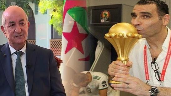خير الدين زطشي يغادر الإتحاد الجزائري لكرة القدم Kheïreddine Zetchi FAF
