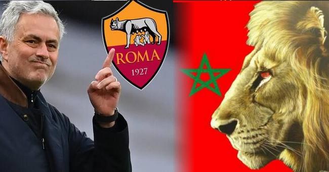 حكيم زياش جوزي مورينيو, Jose Mourinho hakim ziyech, Jose Mourinho , as roma, milan ac, روما, روما زياش, الميلاًن زياش