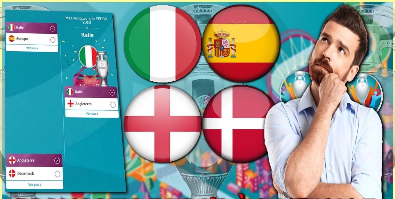 القنوات المفتوحة الناقلة لمباراة إنجلترا ضد الدنمارك في يورو 2020, مباراة إنجلترا الدنمارك