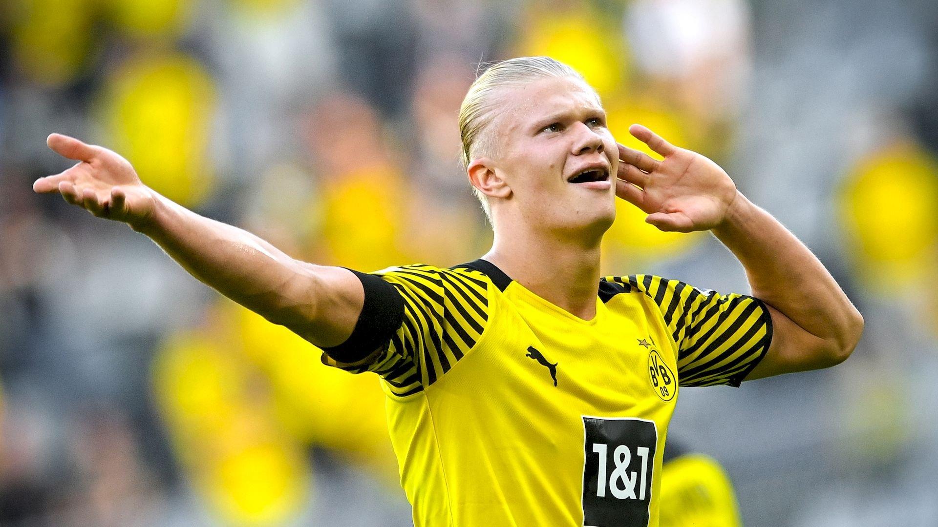 هالاند, آرلينغ هالاند, هدف هالاند, هدف هالاند بروسيا دورتموند, بروسيا دورتموند, Erling Haaland, Haaland, Borussia Dortmund