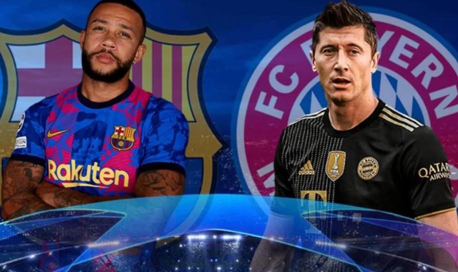 بث مباشر برشلونة وبايرن ميونيخ , FC Barcelone vs Bayern Munich