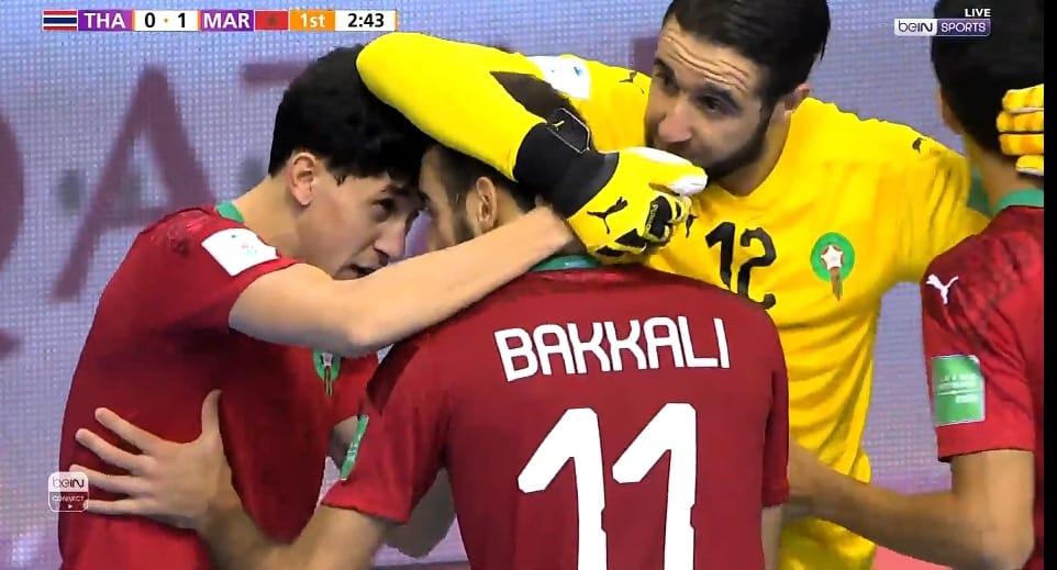 شاهد قمة المنتخب الوطني ضد تايلاند بكأس العالم الفوت صال