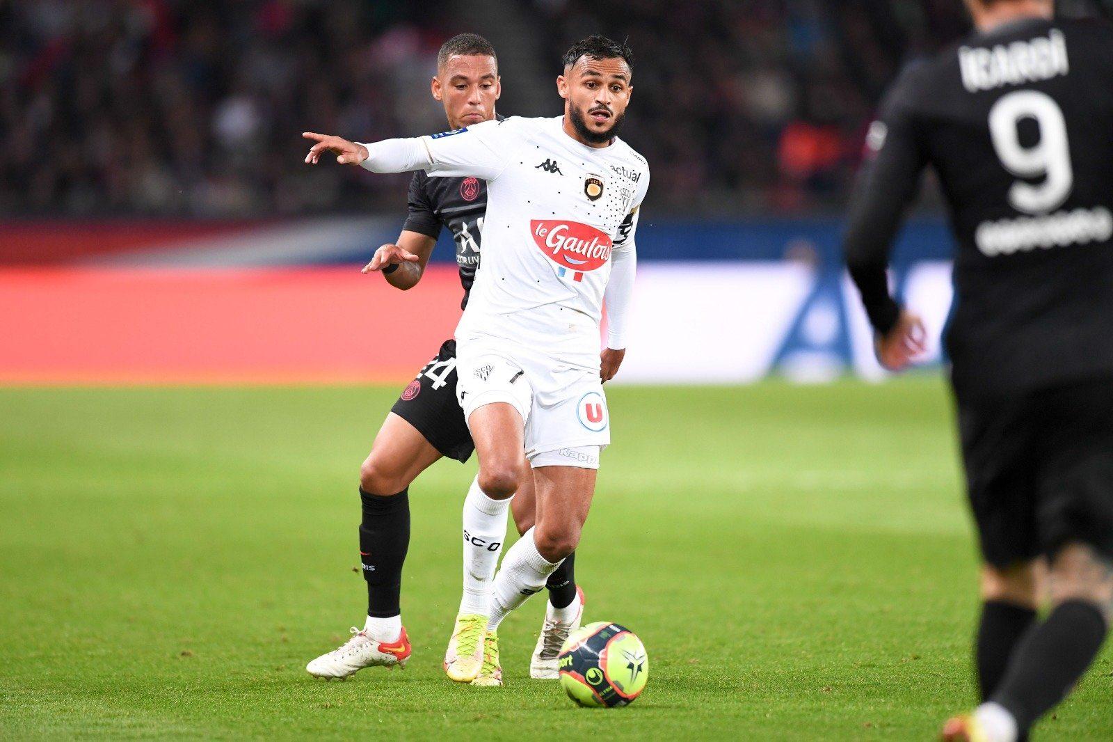 أسيست سفيان بوفال, سفيان بوفال, هدف بوفال, Sofiane Boufal, assist Sofiane Boufal, but boufal, goal boufal, Angelo Fulgini